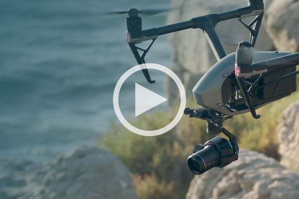 Drohnen, Luftaufnahmen, Luftbilder