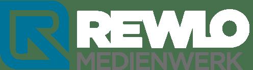 REWLO – Medienwerk | Website, Film, Foto und Print Logo